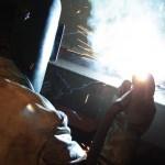 Schweißteile inkl. mechanischer Bearbeitung